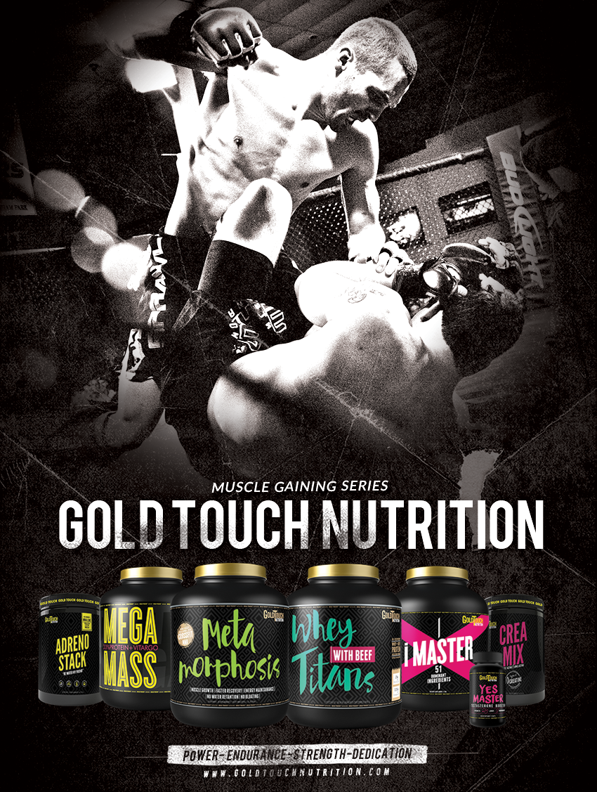 Power, Endurance, Strength, Dedication – Photos Goldtouchnutrition